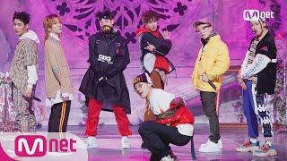 [Block B - Shall We Dance] Comeback Stage   M COUNTDOWN 171109 EP.548