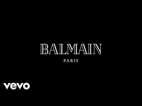 "Kanye West - Kanye West ""Wolves (Balmain Campaign)"