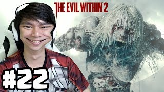 Senyumin Ajah - The Evil Within 2 - Indonesia Part 22