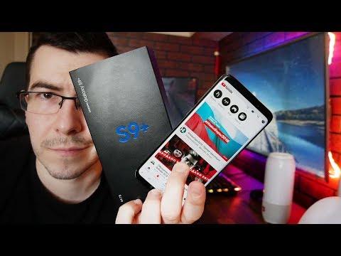 Спустя неделю использования Samsung Galaxy S9+