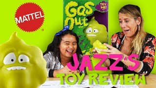 GAS OUT CHALLENGE. Jazz Toy Review.