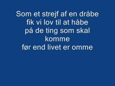 Kim Larsen - Som Et Strejf Af En Drabe