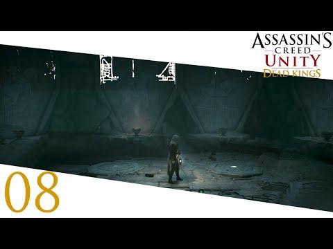 Et nomine patris et filii et spiritus sancti - Let's Play AC:U Dead Kings #08 [MorusLP]