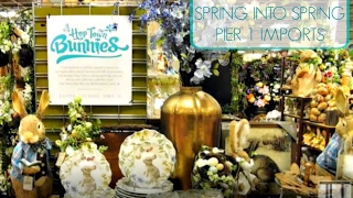PIER 1 IMPORTS ❄️ SHOP WITH ME ❄️ CHRISTMAS EDITION 2017