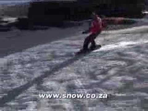 Tiffindell Ski South Africa -Snowboarding -Snow