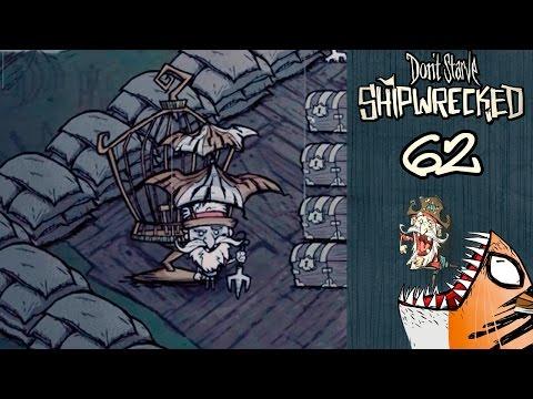 Прохождение Don't Starve: Shipwrecked (s.2) #62 - Жуткая погодка