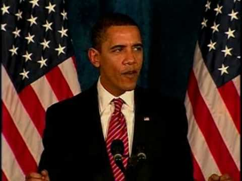 Barack Obama Amateur Night Speech
