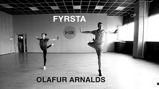 Fyrsta - Olafur Arnalds | Contemporary choreography by Yana Abraimova | D.side dance studio