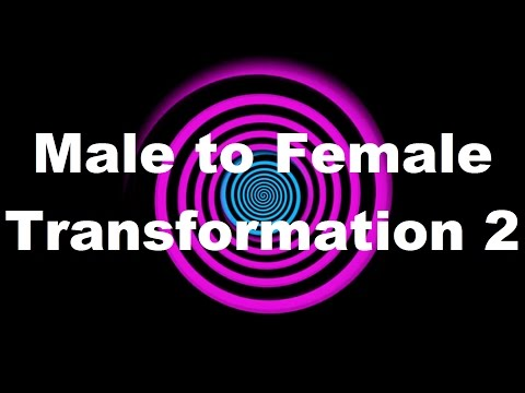 Hypnosis: Male To Female Transformation 2 (request) video