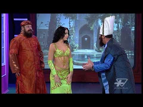 Sulejmani i qejflishem - Al Pazar 26 Tetor 2013 - Show Humor - Vizion Plus