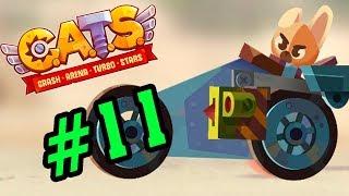 CATS: Crash Arena Turbo Stars #11 - Vũ Khí Vàng Đầu Tiên - Cuộc Chiến Loài Mèo