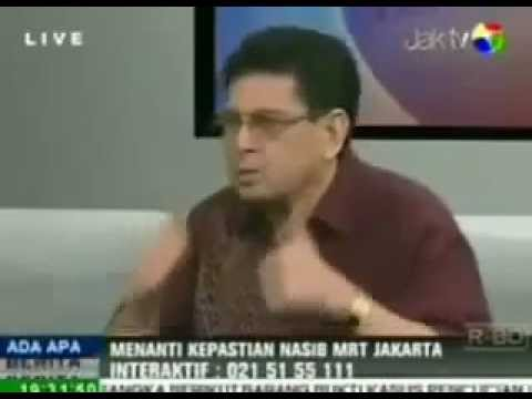 SERU, Jokowi - Basuki (Ahok) Dihujat anggota DPR, Penonton Marah
