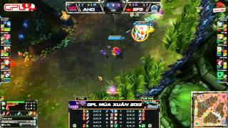 Video clip [GPL 2013 Mùa Xuân] [Tuần 10] [AHQ vs Saigon Fanatic Five] [23.03.2013]