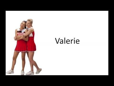 Valerie - Glee Cast (season 5) video