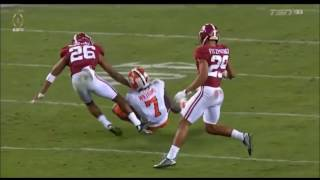 Mike Williams CRAZY Catch In National Championship Game