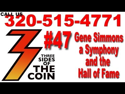 Gene Simmons, 40th Anniversary Symphony Tour & the Rock N Roll Hall of Fame. We Discuss