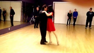 Argentine Tango steps Review Dance     www.tangonation.com   12/22/2015