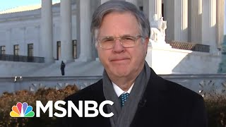 Supreme Court Approves Enforcement Of Transgender Military Ban | Hallie Jackson | MSNBC