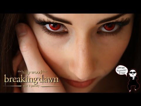 Breaking Dawn Part 2 Parody by The Hillywood Show