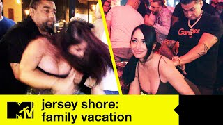 Jersey Shore's Ultimate Dancing & Fighting | Jersey Shore Family Vacation