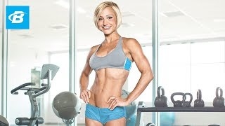 Training with Jamie Eason - Bodybuilding.com