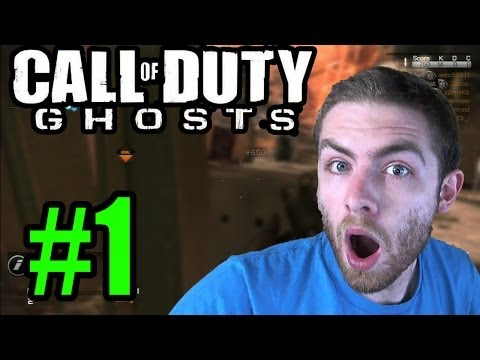 Call of Duty: Ghosts LIVE w/ Whiteboy7thst #1 Team Death Match! (COD GHOSTS Multiplayer Gameplay)