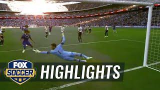 Chelsea vs. Tottenham Hotspur | 2016-17 FA Cup Highlights