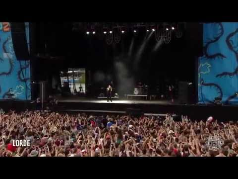 Lorde - Glory and Gore @ Lollapalooza Chicago 2014 (HD)