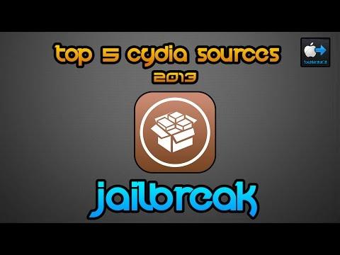 Top 5 Cydia Sources | 2013