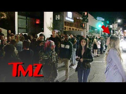 Chanel West Coast Denied At Club, Has A Meltdown! | TMZ