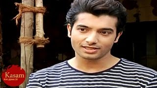 Kasam Tere Pyaar Ki | Rishi's reveals upcoming track – Interview | 16th June 2016 EPISODE