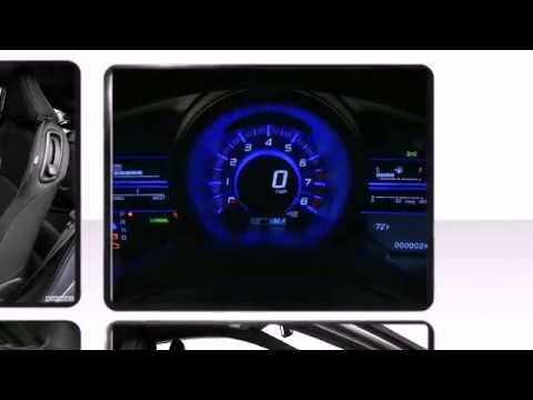 2014 Honda CR Z Video