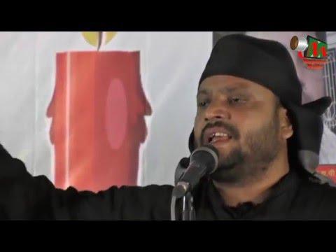 Meesam Gopalpuri NAAT, Mehkar Mushaira, Org. QASAM GAWLI, 03/12/2015, Mushaira Media