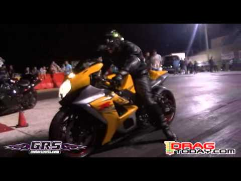 NEW RECORD 9.30@148.15MPH 2007 SUZUKI GSX-R 1000 59 INCH PROJECT
