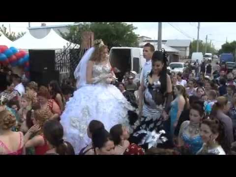 Florin Salam , Adrian Minune, Guta, Sorinel Pustiu si Biju - Live la nunta lu' Ciprian Spoitoru' (1)