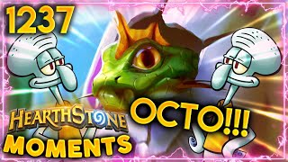 Getting CREATIVE With TENTACLES!! | Hearthstone Daily Moments Ep.1237