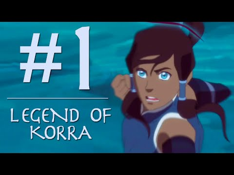 Legend Of Korra - Chapter 1 Episode 1 - Power Of The Avatar video