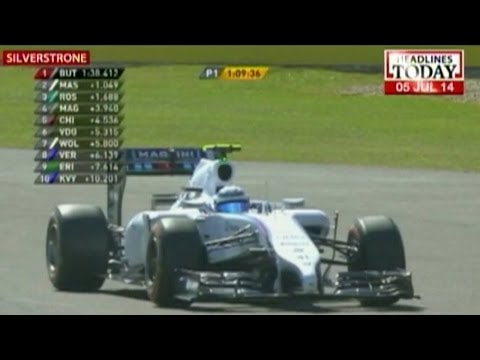 Susie Wolff the 1st woman GP driver in 22 years