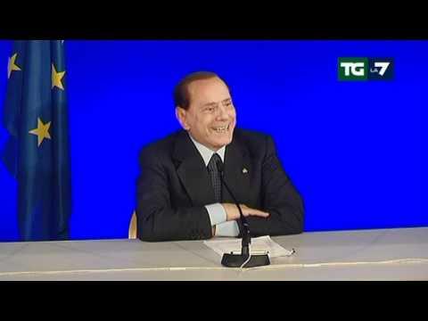 """Silvio Berlusconi """" In Italia la crisi non si sente ! """" discorso al G20 del 04/11/2011"""