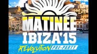 Matinee ibiza junio 2015 coronita tech house + track list By Alejo Navarro