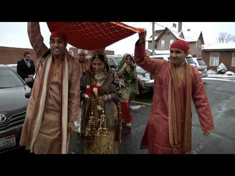 Gagan & Khushi 2-25-2012