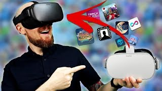 Officially Play Oculus Go Games On Oculus Quest
