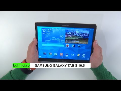 Samsung Galaxy Tab S 10.5 Review (www.buhnici.ro)