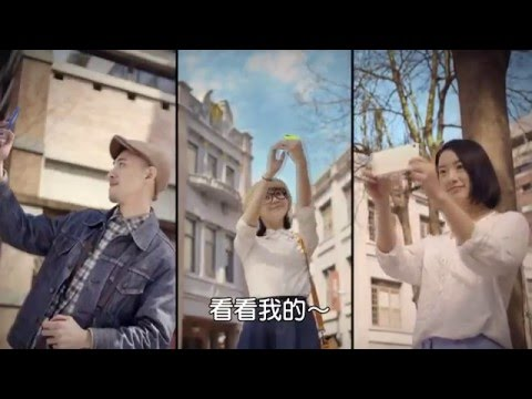 Samsung 2016 Galaxy A城市漫遊不斷電《星期天配音篇》