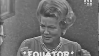 PASSWORD 1962-09-04 Joan Fontaine & Jack Carter