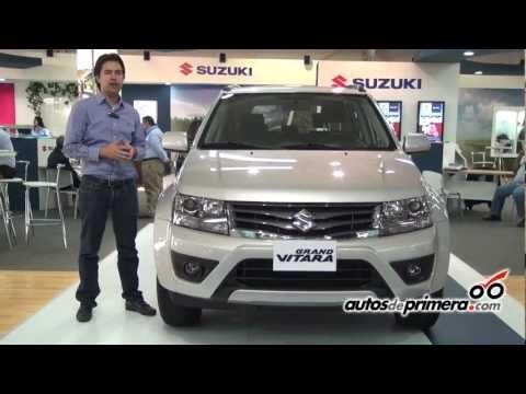 NUEVO SUZUKI GRAND VITARA: Lanzamiento facelift en Colombia.