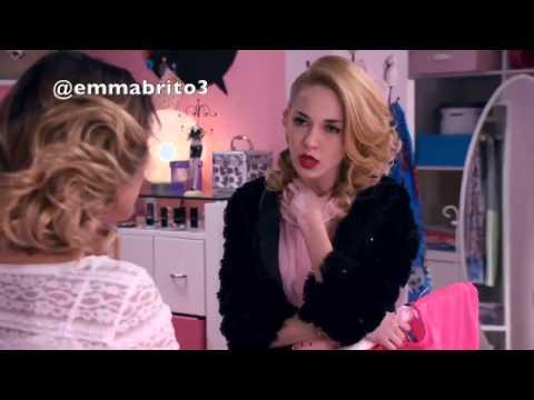 Violetta - Violetta y Ludmila se cuentan sus problemas (03x60)
