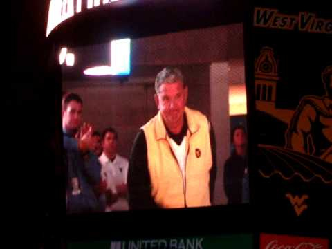 2009 Mountaineer Madness- Former WVU Basketball Players and Coaches