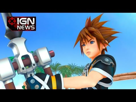Kingdom Hearts 3 Director Gives Development Update - IGN News