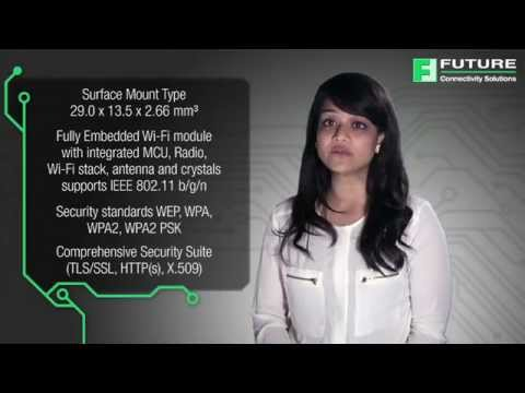 [Panasonic Embedded Wi-Fi Modules, PAN9320 Series] Video